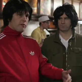 The Stone Roses chart their reunion in new mockumentary