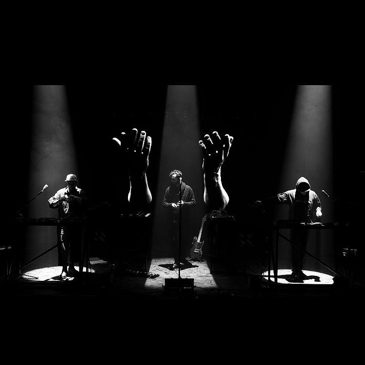 Moderat Brixton Academy live new album III tour Berlin trio