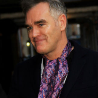Morrissey recovering in hospital after suspected bladder infection