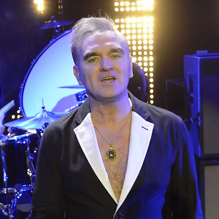 Morrissey on Ireland gay marriage referendum, animal cruelty