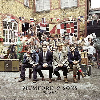 Mumford & Sons 'Babel' (Island Records)