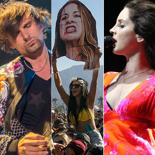 What Coachella has led us to expect from UK festivals