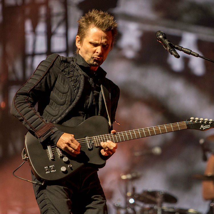 Muse live photos from Radio 1 Big Weekend