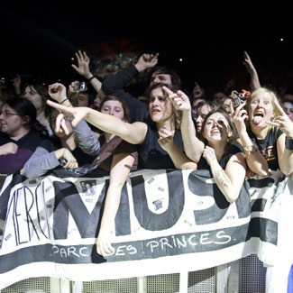 Muse fans named music's most committed fanbase in new poll