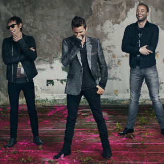 Muse score fourth No.1 album with The 2nd Law