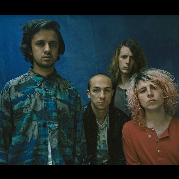 Mystery Jets talk festivals, The Whole Earth and The Maccabees