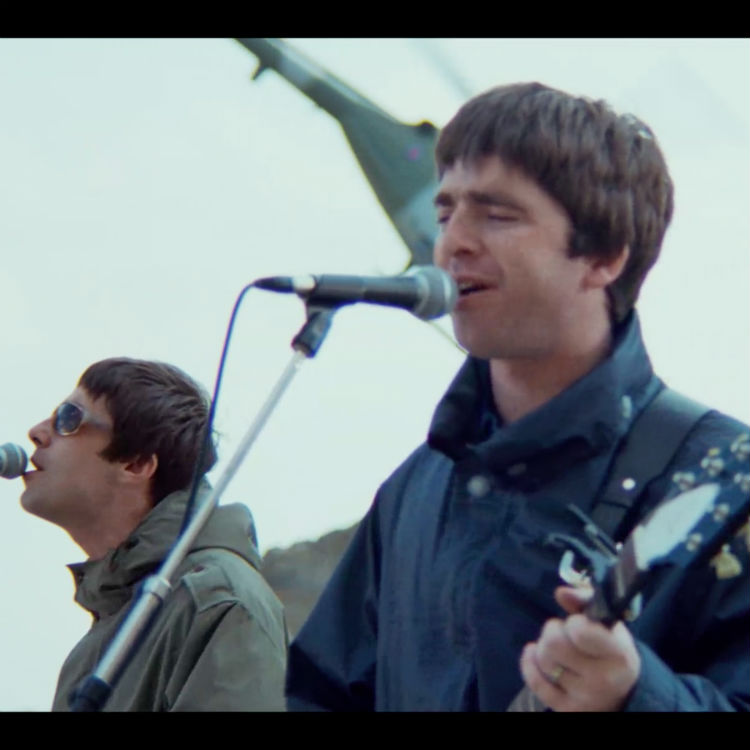 Oasis new video 2016 for D'You Know What I Mean, Be Here Now album