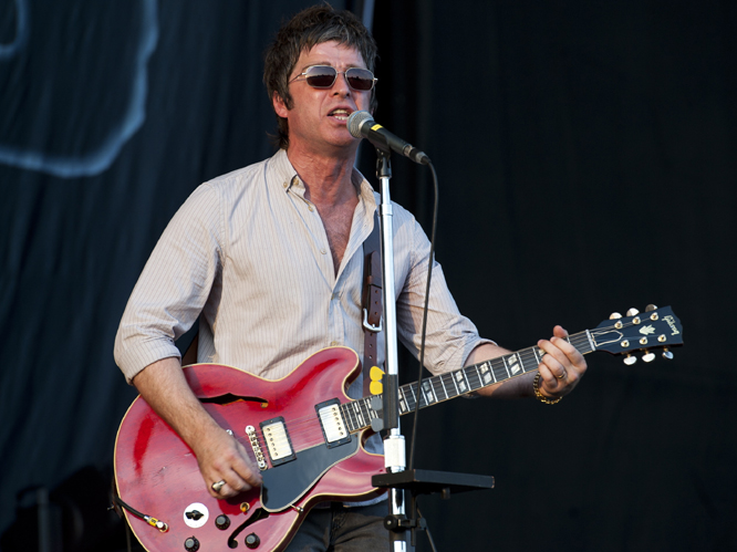 Noel Gallagher's High Flying Birds @ iTunes Festival, Camden 12/09/12