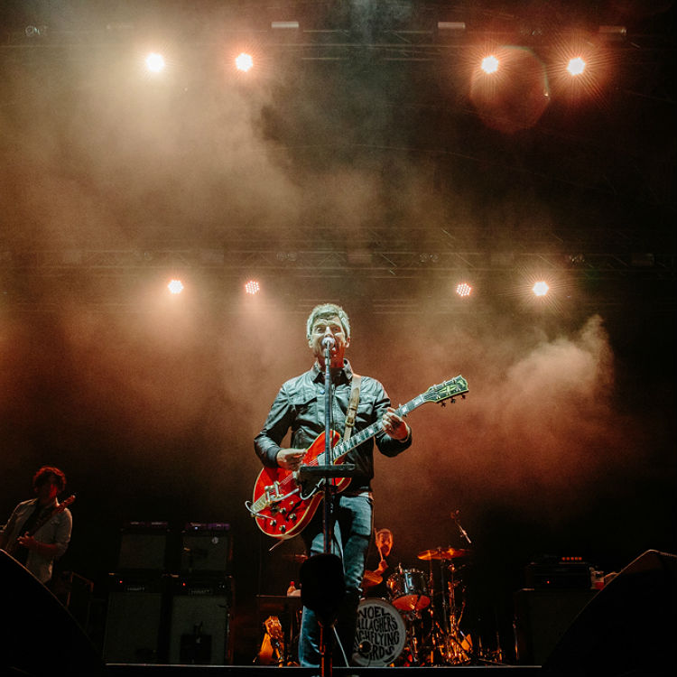 Kendal Calling 2016 review, photos - Noel Gallagher, Kelis, Bowie