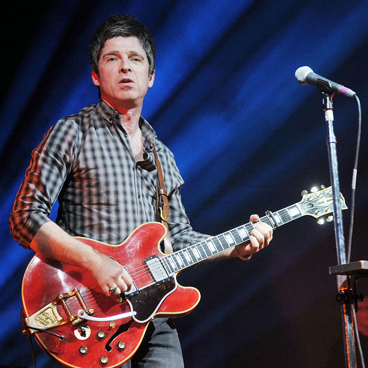 Noel Gallagher, Mumford and Sons and George Clinton for Jools Holland