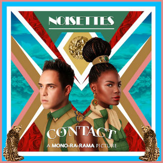 The Noisettes reveal release details of third album, 'Contact'