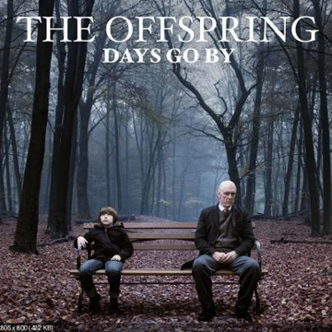 The Offspring  'Days Go By' (Columbia)