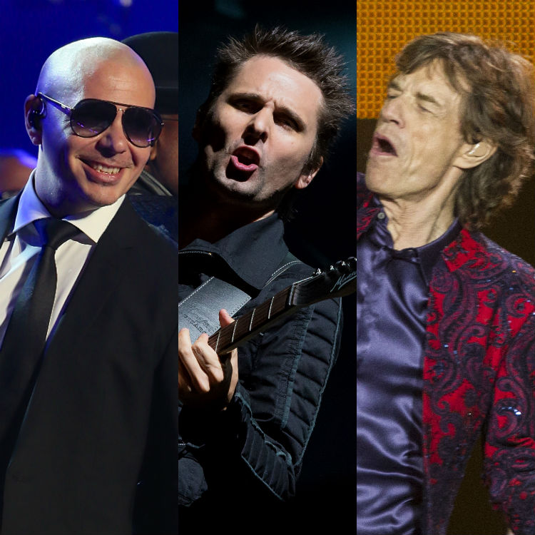 Most overrated bands of all time, Muse, Rolling Stones, Adele