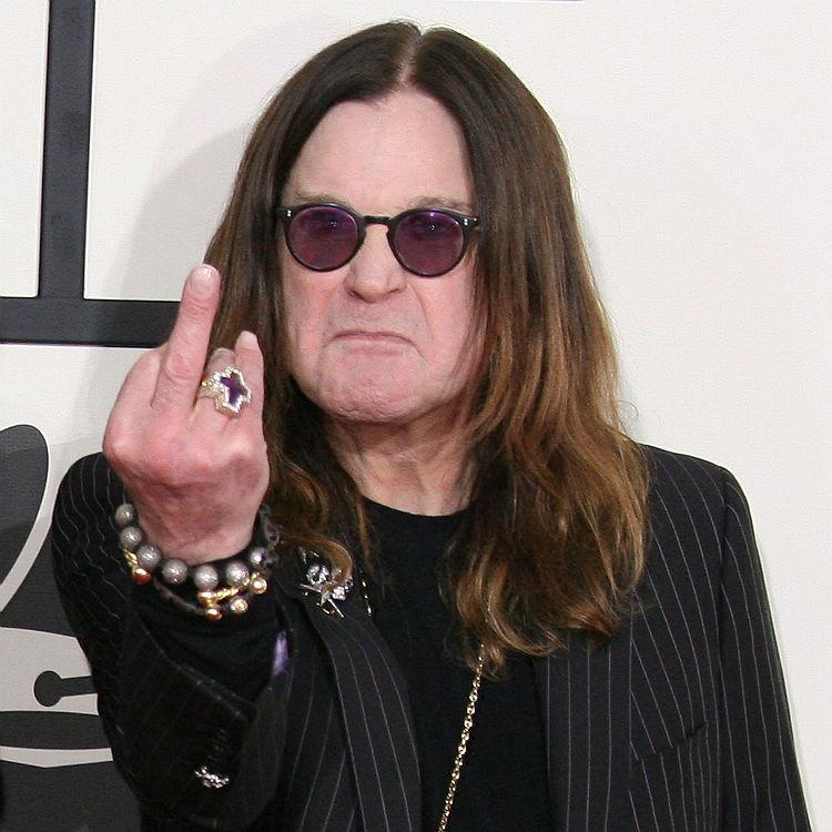 Ozzy Osbourne Gay 121