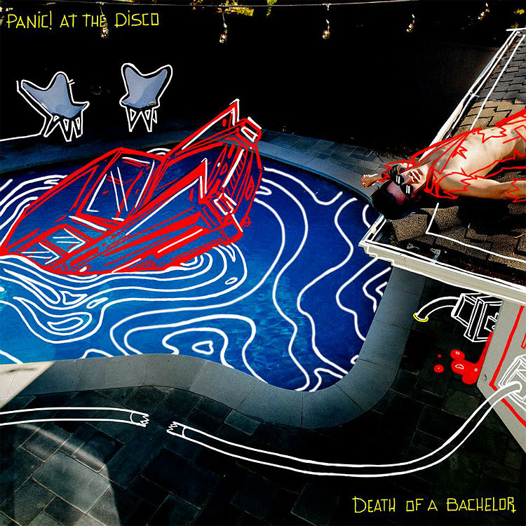 Panic At The Disco Death Of A Bachelor review - listen