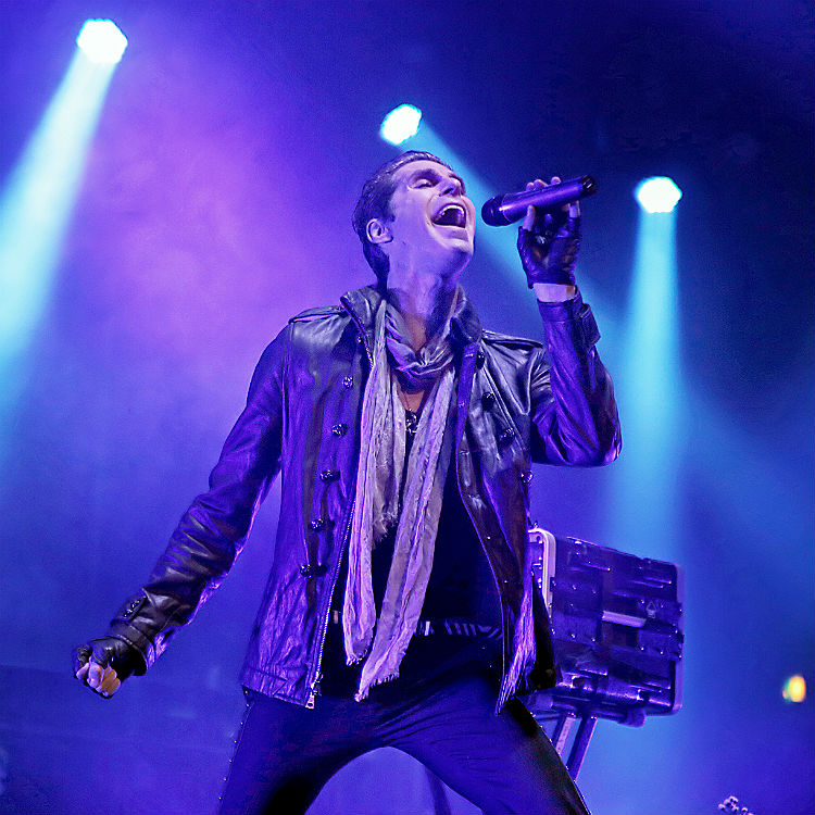Perry Farrell was 'angry' the first time Metallica played Lollapalooza