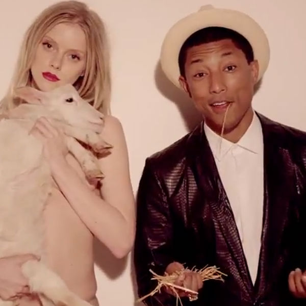 pharrell williams nude photos