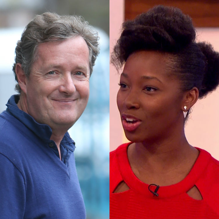 Jamelia open letter to Piers Morgan on Beyonce new 2016 album Lemonade
