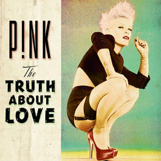 Pink reveals 'The Truth About Love' album artwork, tracklisting