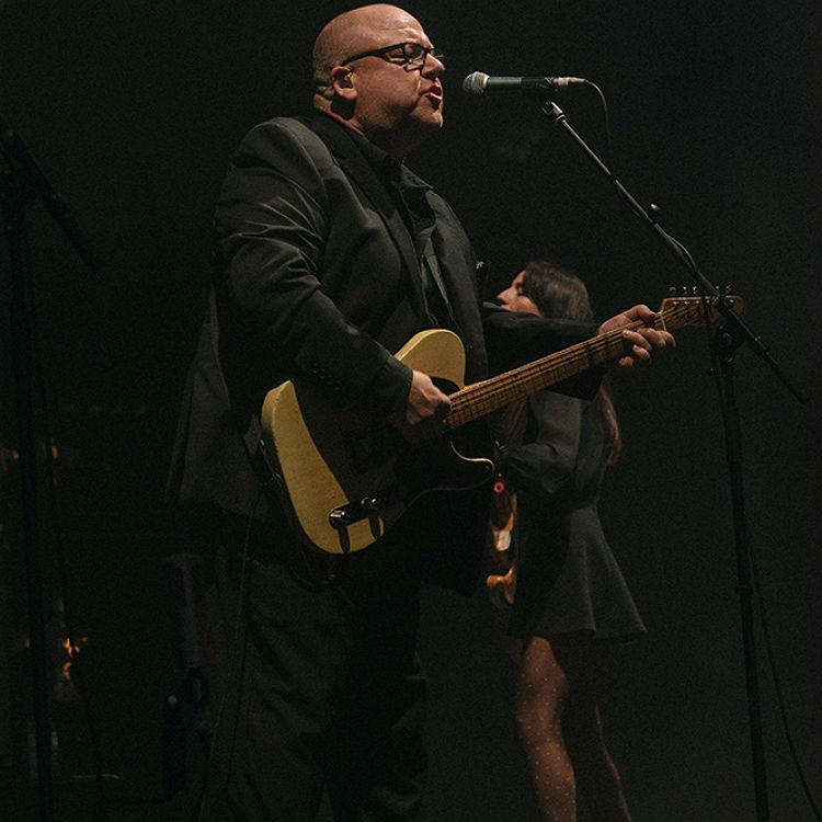 Pixies live brixton academy Where Is My Mind? Frank Black