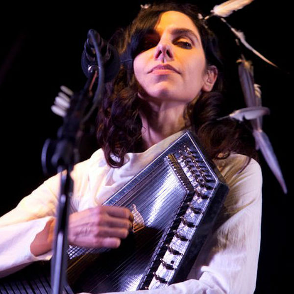 PJ Harvey announces special London shows with Seamus Murphy