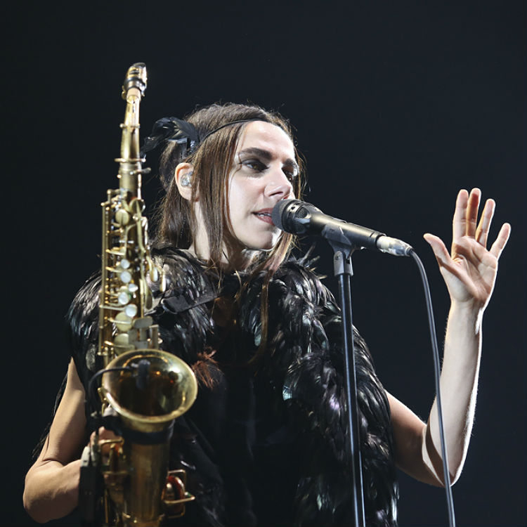 PJ Harvey To Headline OFF Festival