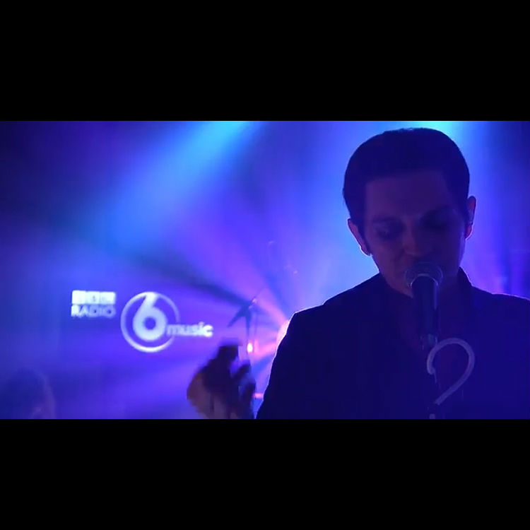 BBC 6 Music live Maida Vale Placebo Wild Beasts The Pretenders