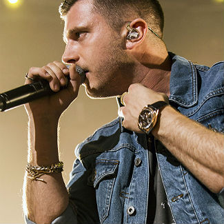 Plan B performs fourth night of iTunes Festival