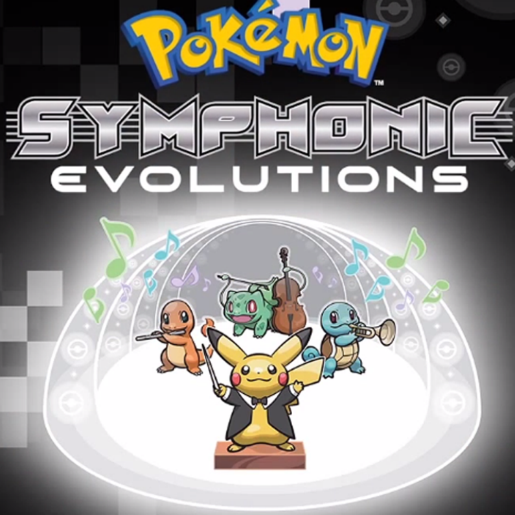 Pokemon Symphonic Evolutions live music show for London date - tickets
