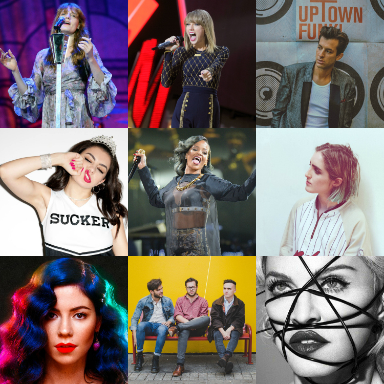 14 things to expect in pop in 2015