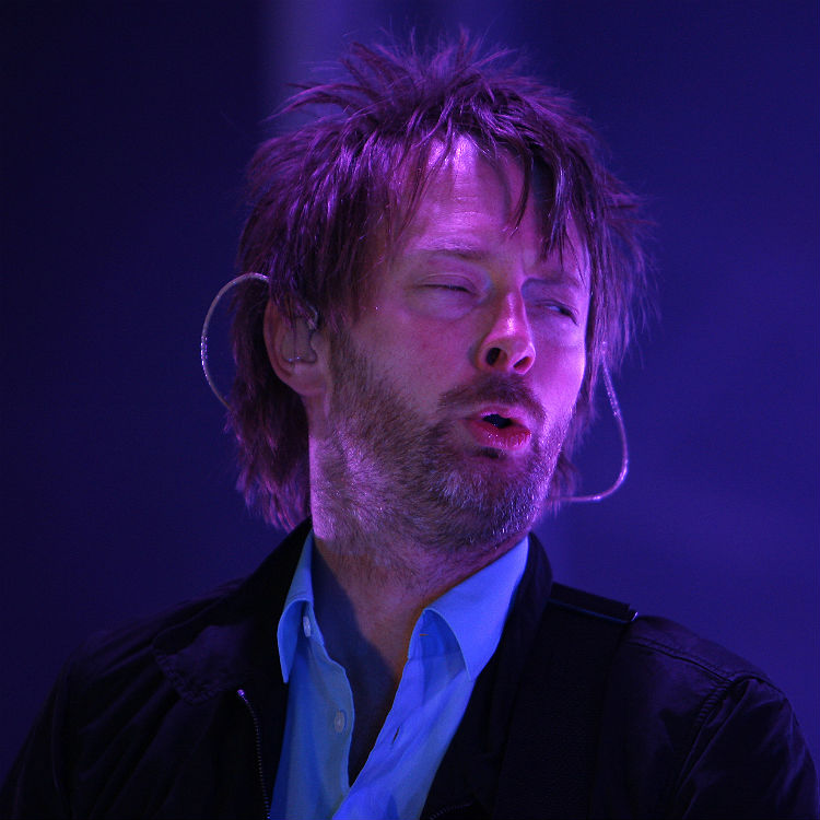 Radiohead Creep new album Glastonbury tour  A Moon Shaped Pool 2017