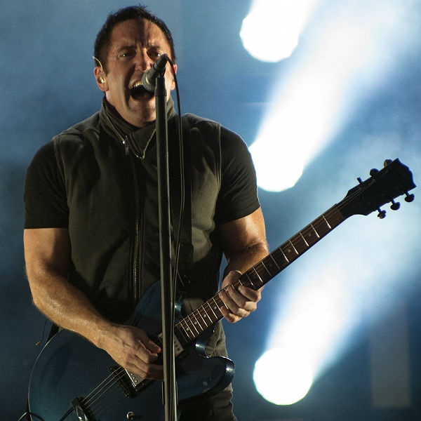 Grammy producers apologise to Trent Reznor for cutting off performance