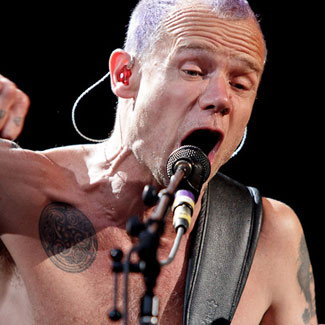 Exclusive: Red Hot Chili Peppers live in Sunderland