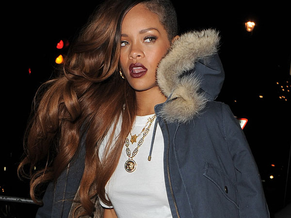Rihanna Latest News, Photos, and Videos