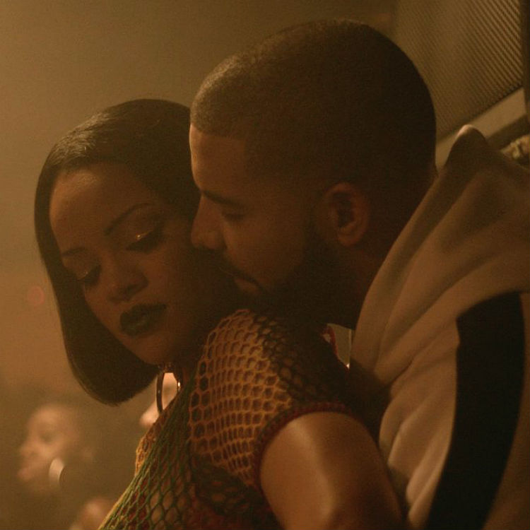Rihanna new video for work, Twitter reaction to Drake appearance