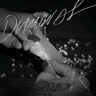 Rihanna offers fans free download of new single 'Diamonds' lyrics