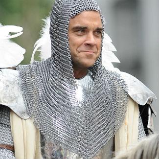 Angel Robbie Williams