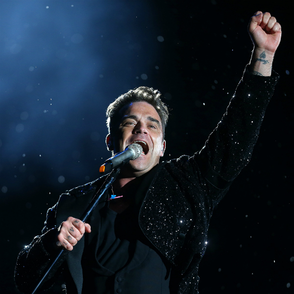 Robbie Williams to release new album next Monday
