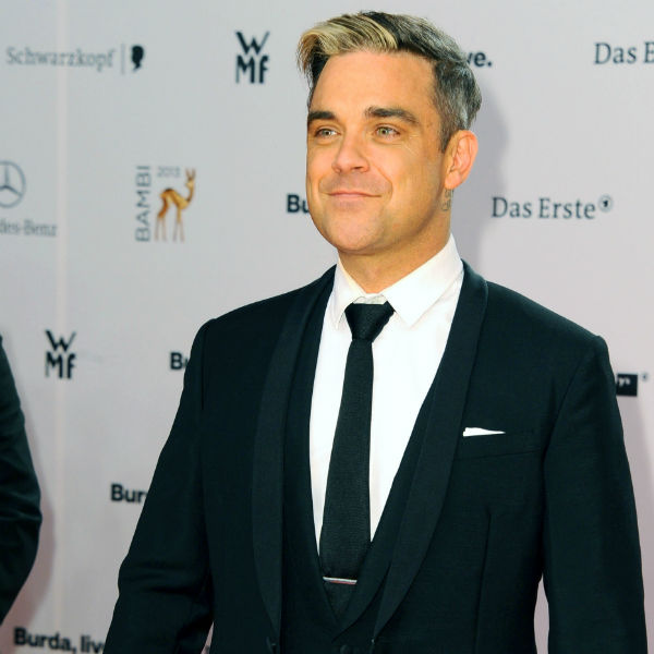 Hundreds of Twitter users think Robbie Williams has died