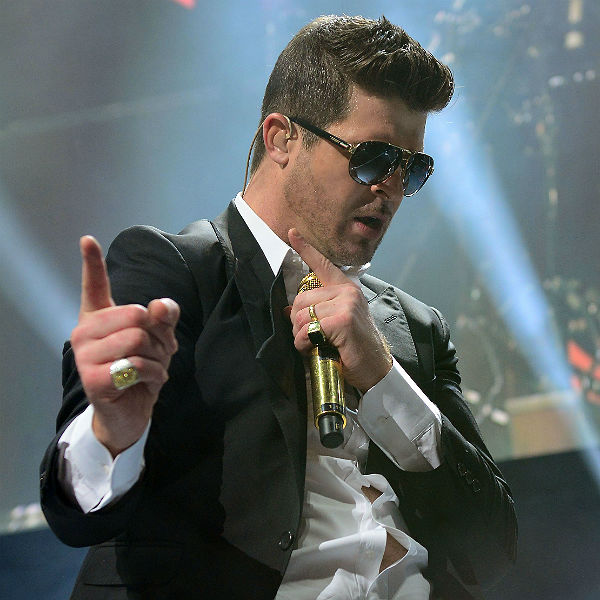 Robin Thicke, Sean Paul, Schoolboy Q confirmed for Wireless Festival