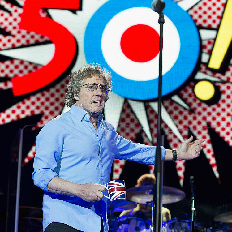 The Who's Roger Daltrey threatens to cancel gig due to marijuana smoke