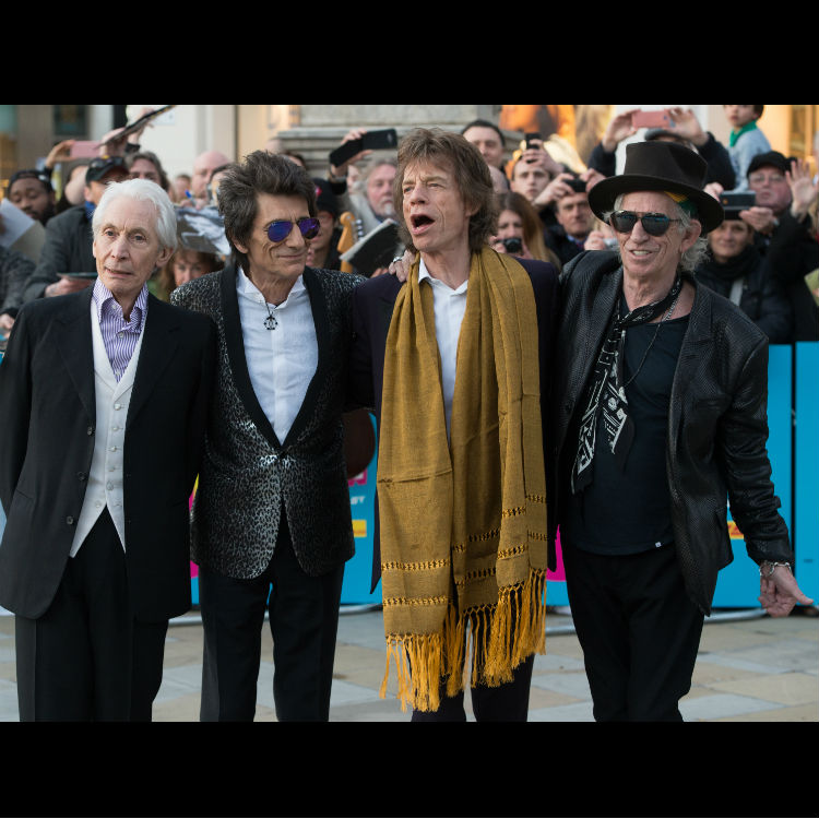 Rolling Stones music soundtracks Donald Trump campaign speech