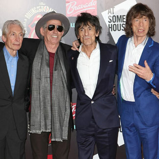 Rolling Stones follow gig rumours with Crossfire Hurricane documentary announcement