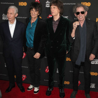 Rolling Stones: 'We were destined to play Glastonbury'