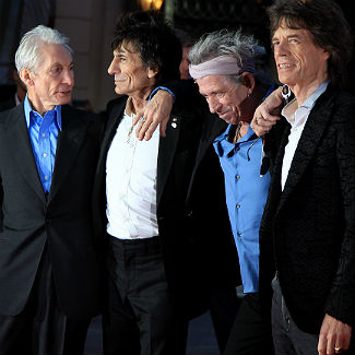 'Sold out' tickets for Rolling Stones O2 shows selling online for £15,400