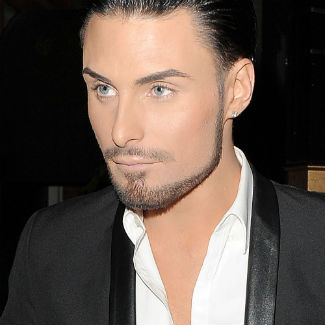 X Factor's Rylan Clark strikes up unlikely friendship with Ian McKellan