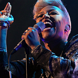 Emeli Sande 'would love to work' with X Factor's James Arthur