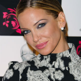 Girls Aloud's Sarah Harding 'incredibly stressed' after cancer scare