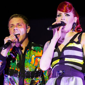 Scissor Sisters reveal 'Lets Have A Kiki' video - watch