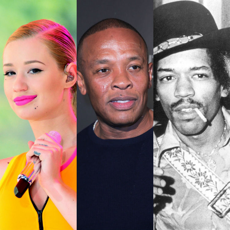 Scrapped albums that were never released, Dr Dre, Iggy, Drake, Kanye